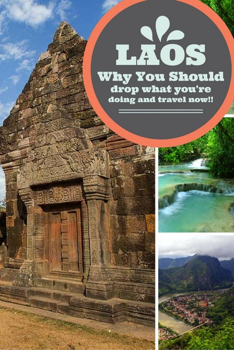 Why you should travel to Laos