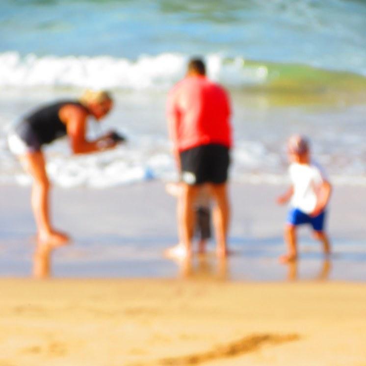 Kurrawa Beach, QLD Australia.