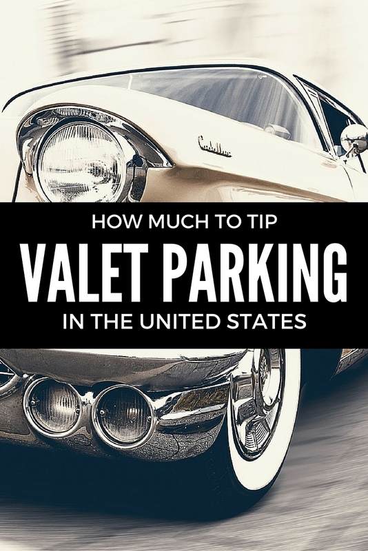If staying in luxury accommodation in America and driving, it's likely that at some stage, you'll come into contact with a valet. And regardless of whether or not the hotel gives you the option to self park, if you hand over your keys, you're expected to give them tip.