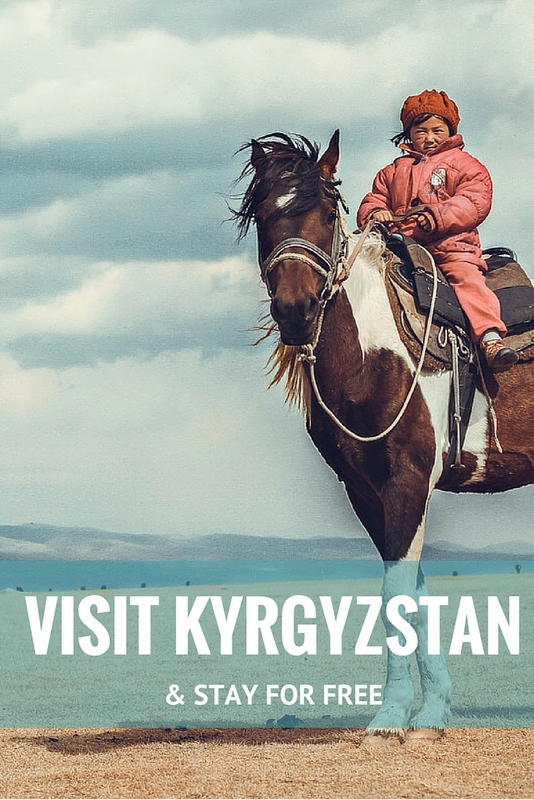 """Home for Travelers"" is a place where travelers can stay and rest for free, immerse themselves into local Kyrgyzstan life, and learn more about the local culture and people."
