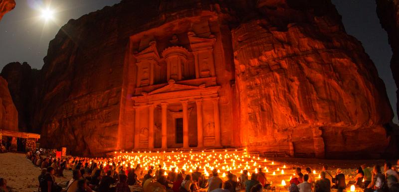 Petra: The Main Event
