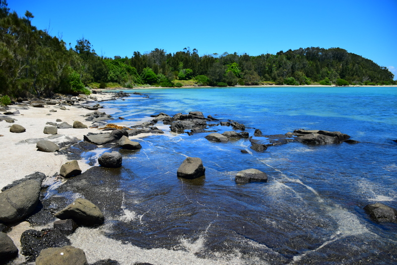 There are over six miles of walking trails through the surrounding forest, and Illawong Nature Reserve leads hikers past native flora and fauna, and eventually to North Broulee Beach.