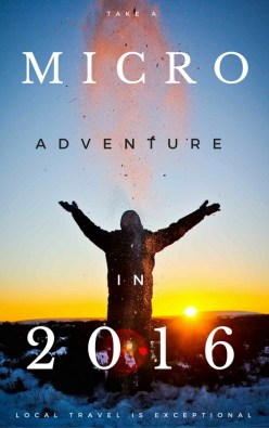 """Usually when we think of """"adventure"""" we think of epic international journeys. Trips which take 2-3 weeks, which see us travel to faraway lands, and which take months and months to plan. Though people often overlook the fact that adventure can be sought much closer to home too."""