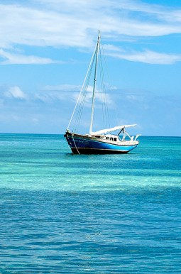 Immerse yourself in the expanse of Belize's diversity of sea, air and jungle all in one day! Ka'ana will fly you out to the turquoise waters and beaches of Ambergris Caye, where you'll snorkel along the second largest barrier reef in the world, its breath-taking marine life and rainbow corals.