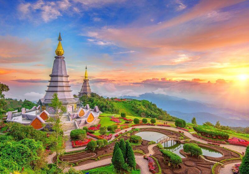 Chiang Mai Thailand RF