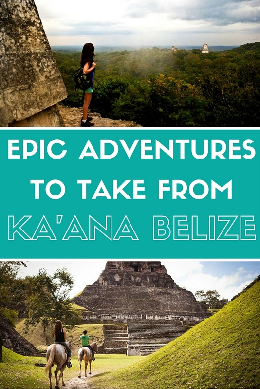 Travelers to Belize will find themselves venturing off the beaten path and immersed in natural history, active adventures and unforgettable experiences. And some of the best adventures are easily organized from our favorite resort – Ka'ana Belize.