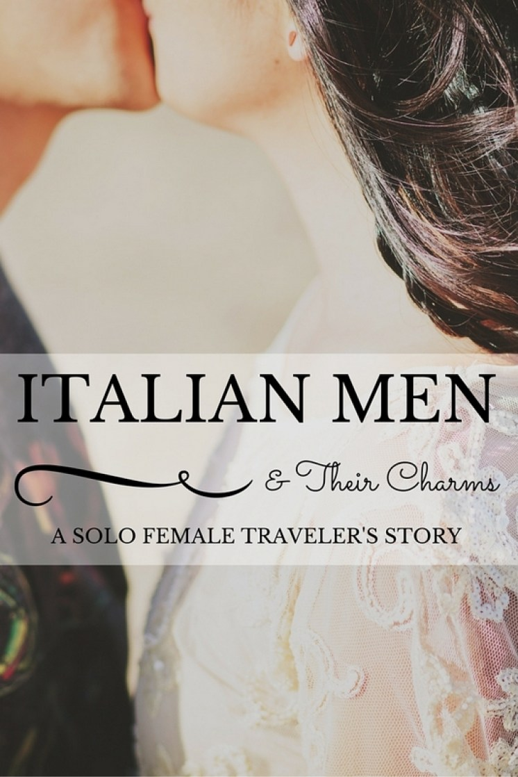 single naked italian women