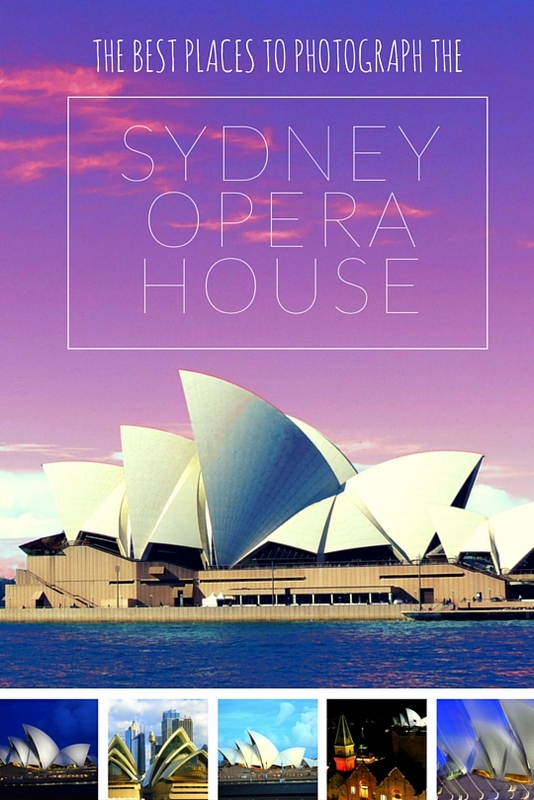 It's easy to take a great photo of the Sydney Opera House. Though this is one of the most photographed landmarks in the world, so what's not always easy is taking an interesting one.