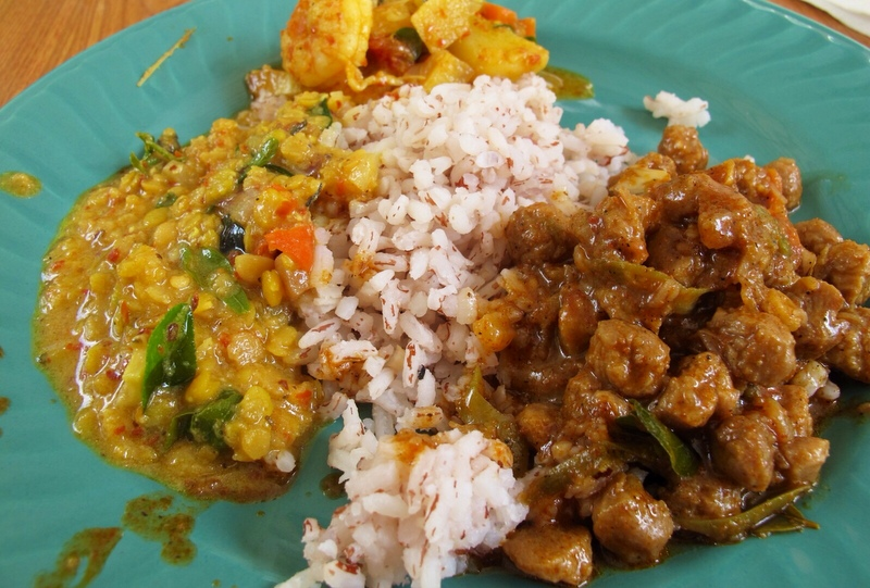 Sri Lanka is famous for it's flavourful food, though you can't go past the local curry.