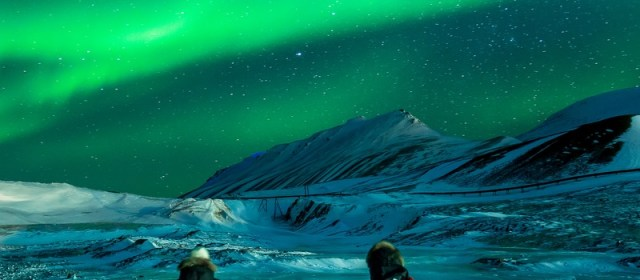 The Time I Ate Thai Food in the Arctic