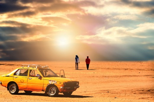 Join the Drive From the Arctic Circle to Africa for Charity