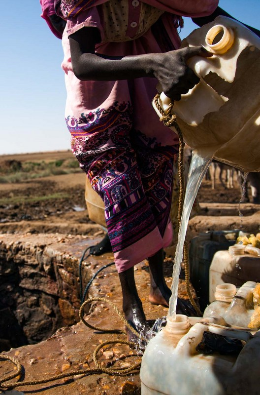 There are more than 780 million people worldwide without access to clean drinking water.
