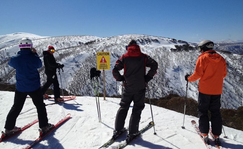 Winter Ski resorts such as Mt Hotham, Dinner Plain fall in the Gippsland region of the park.
