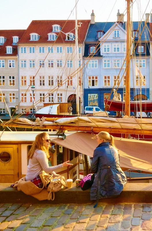 Frequently awarded the title of the happiest country on Earth, Denmark is also the greenest capital city in the world.