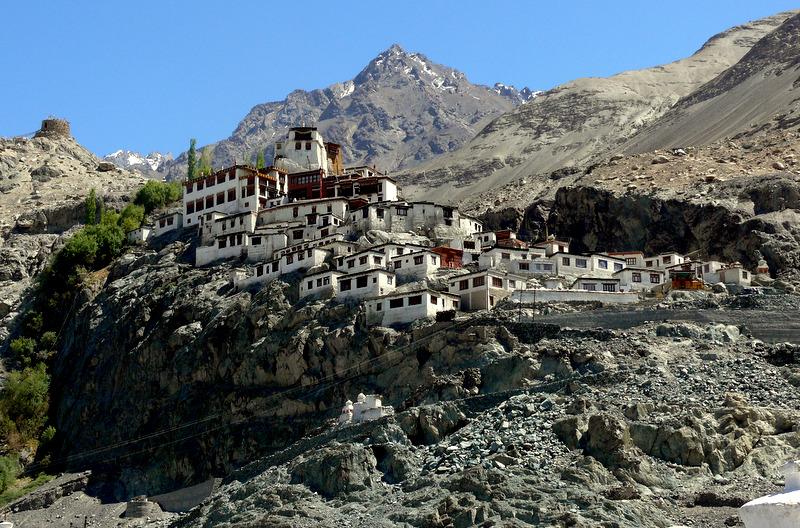 Diksit Gompa, Nubra Valley, Ladakh