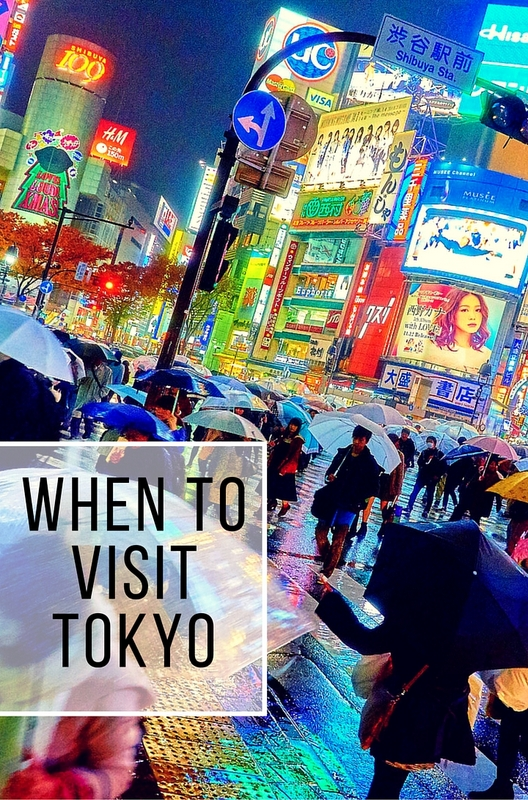 When to visit Tokyo is a difficult question to answer. Each month has something fantastic to offer, and visiting at different times of the year will offer different experiences.