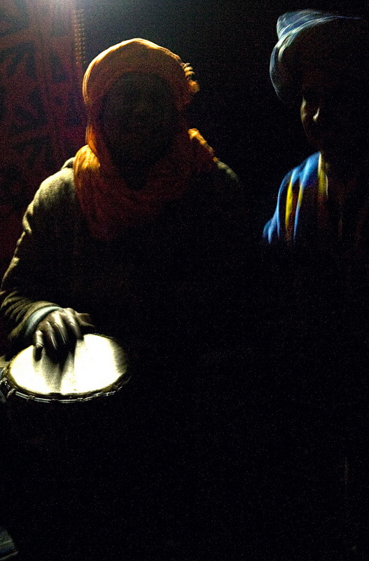 Berber Concert, Morocco