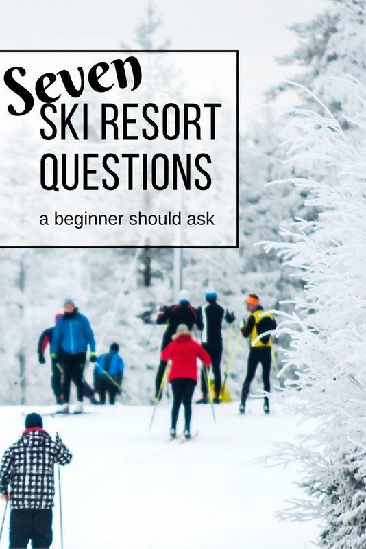 Heading to the snow this winter? I bet you can't wait to hit those slopes! Here are a few things to consider for first-timers or beginners.