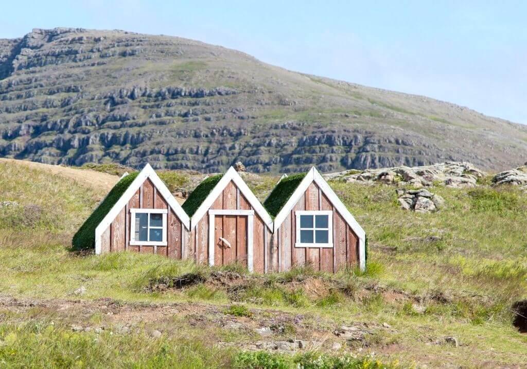 Iceland Elf House RF