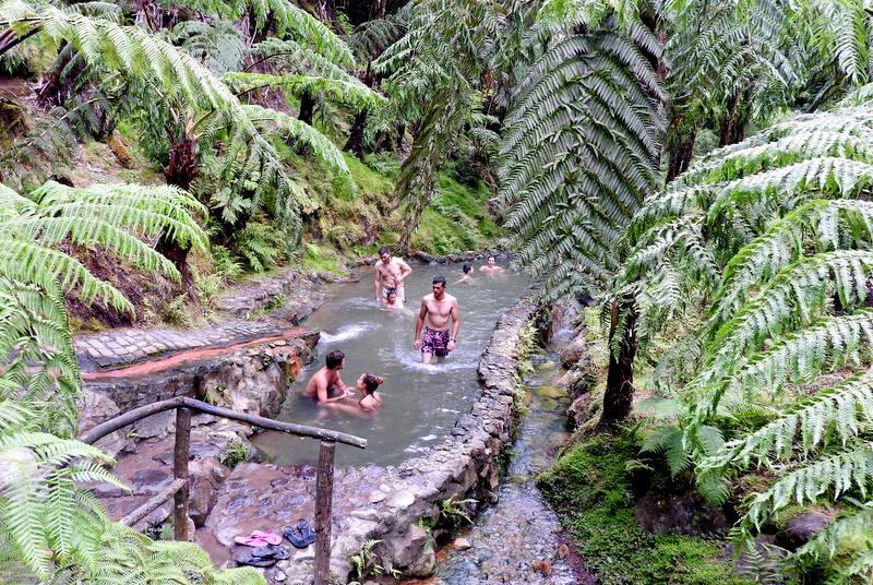 Hotsprings Azores