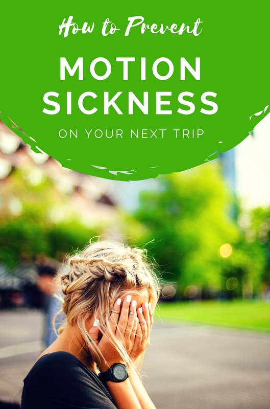 For those of us who live our lives in motion, it's critical that we know how to prevent and deal with motion sickness should it occur.