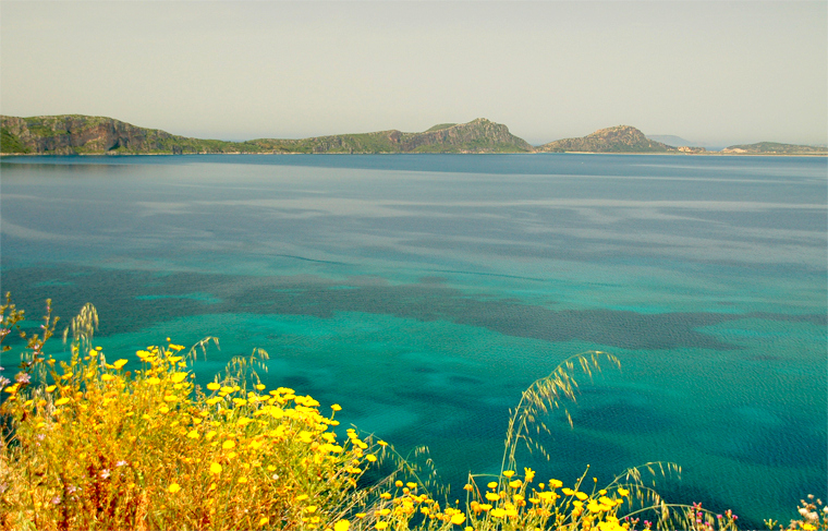 Peloponnese Peninsula Greece