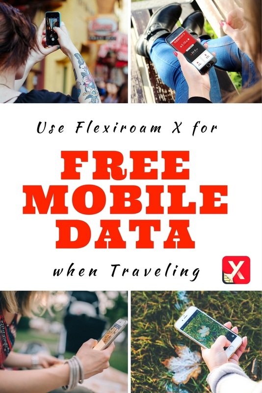 Flexiroam X is offering a data roaming solution that lets you earn free data before you travel, helping to avoid huge roaming fees when you're overseas.
