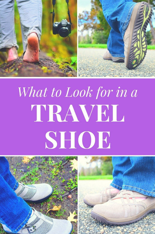 We've put together a list to guide you when picking your next pair of travel shoes. You shouldn't compromise on any of the following features.