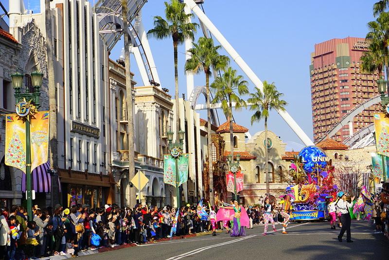 Universal Studios JapanUniversal Studios Japan