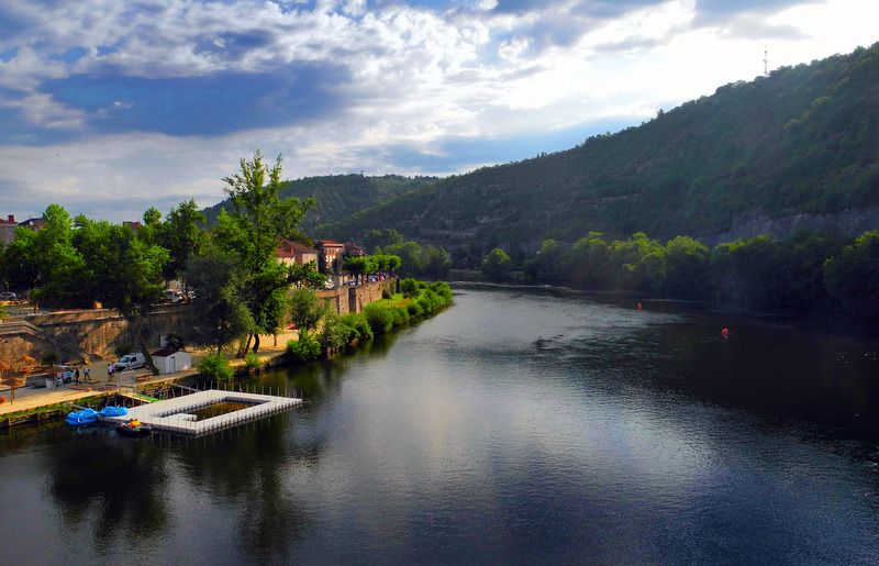 Cahors in particular is unforgettable