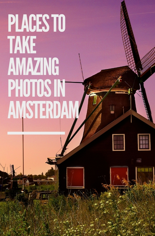 The following are great photography locations for shooting throughout Amsterdam. Head here if you're looking to travel like a photographer & not a tourist.