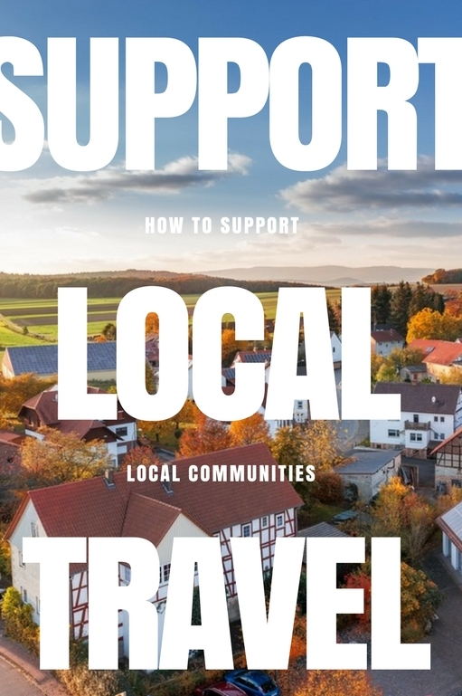 We have put together the following tips on how you can make a positive impact on local communities every time you travel. While still having the time of your life.