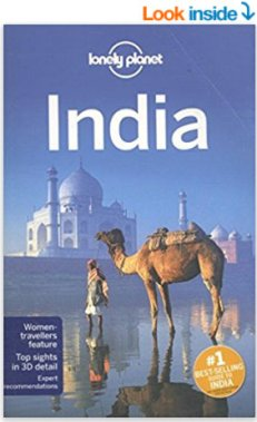 India travel guide amazon