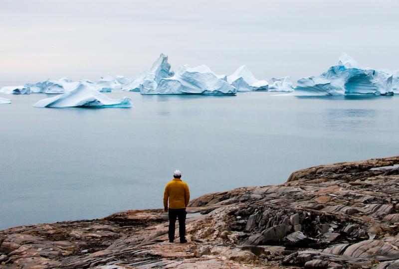 "the ""Iceberg Capital of the World"""