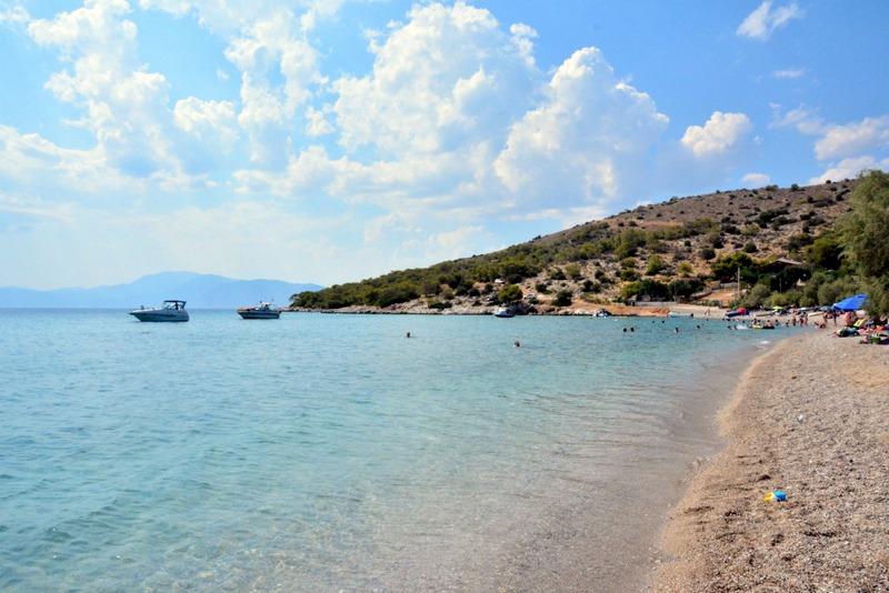 Salamina island, Greece