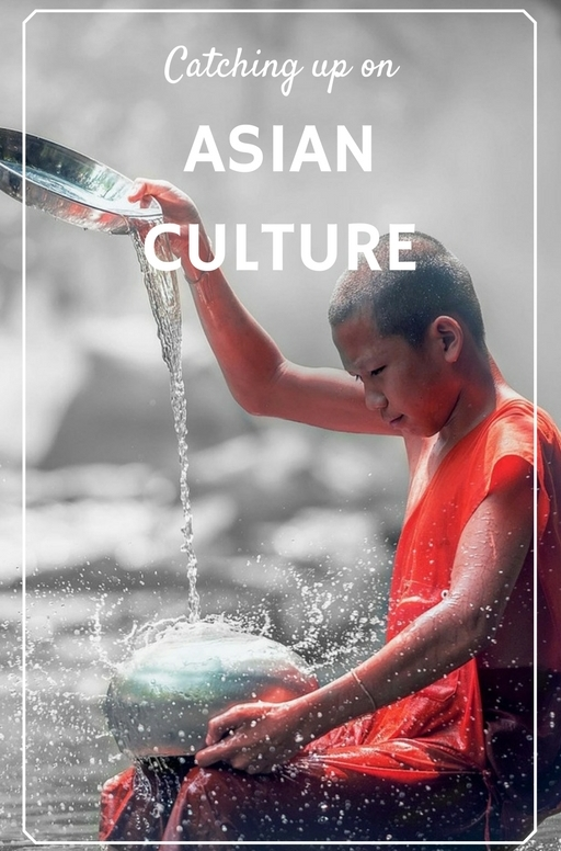 Asian cultures are varied, though these are the main cornerstones which permeate even the most unique.