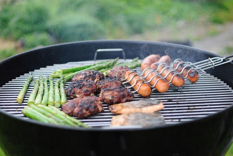 Grilling BBQ RF