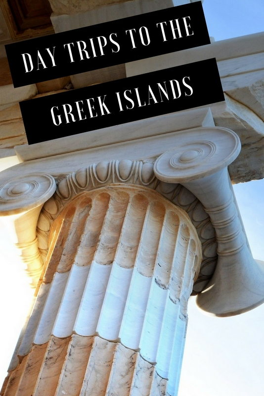 Here's a look at the most popular Greek island day trips from Athens.