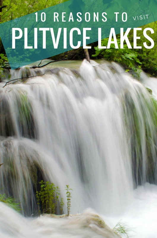 I fell deeply in love with Plitvice and am certain you will too. So Ive put together 10 reasons to convince you. You'll be booking a flight to Croatia soon!