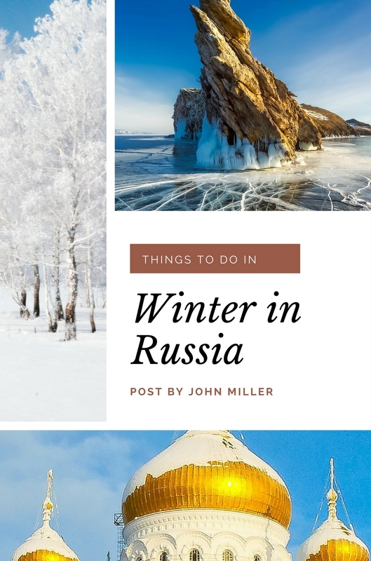 As one of the most beautiful winter destinations in the world, Russia owes its popularity to the incredibly scenery and the majestic places it has to offer. Here is a list of only a few of them.