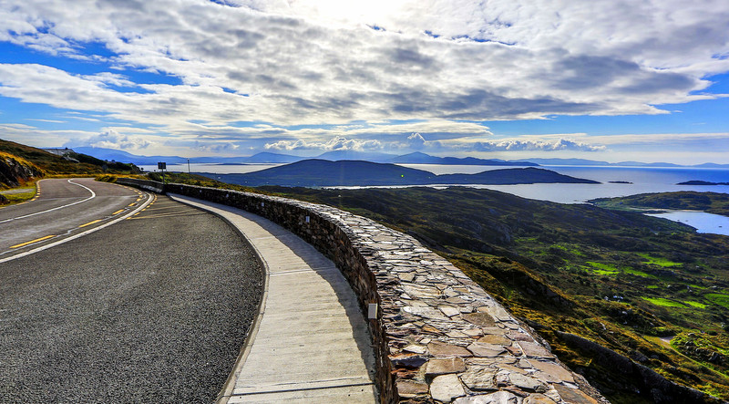 Caherdaniel Viewpoint - Ring of Kerry