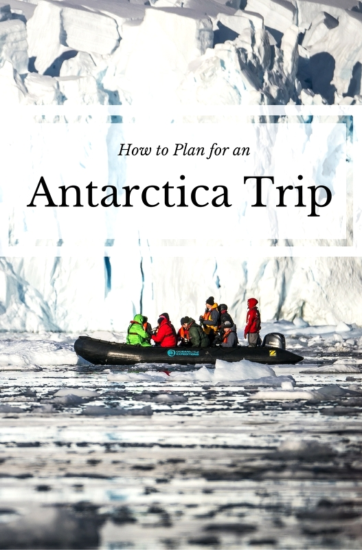 The best way to start planning an antarctica trip for Best way to travel to antarctica