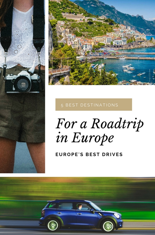 If you're visiting the following European destinations, you should trade in your plane ticket for a set of car keys and drive.