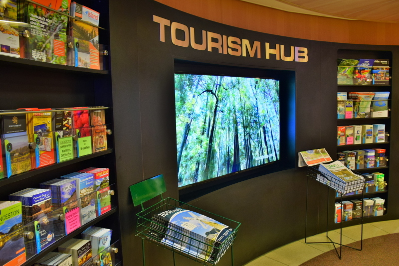 Tourism Hub Spirit of Tasmania