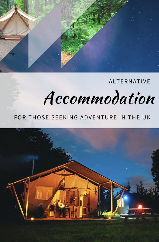 Open your mind to the idea that there are countless adventures to be had around the UK.