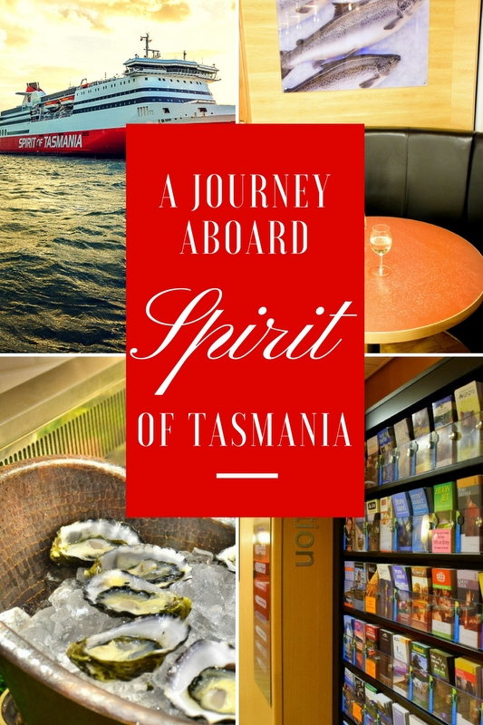 From start to finish, the Spirit was some of the easiest and most enjoyable travel we have experienced.