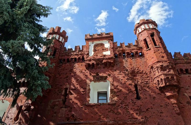 Kholmsky Gate - Brest Fortress - Brest - Belarus