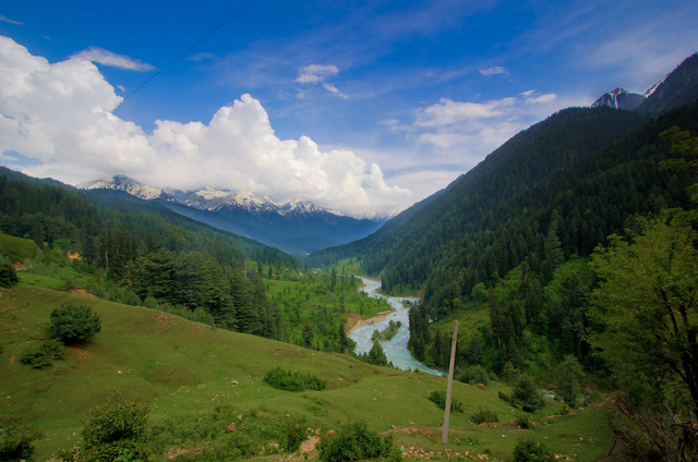 Its beautiful green mountains, clear rivers and silent valleys bring it to the top of our list.