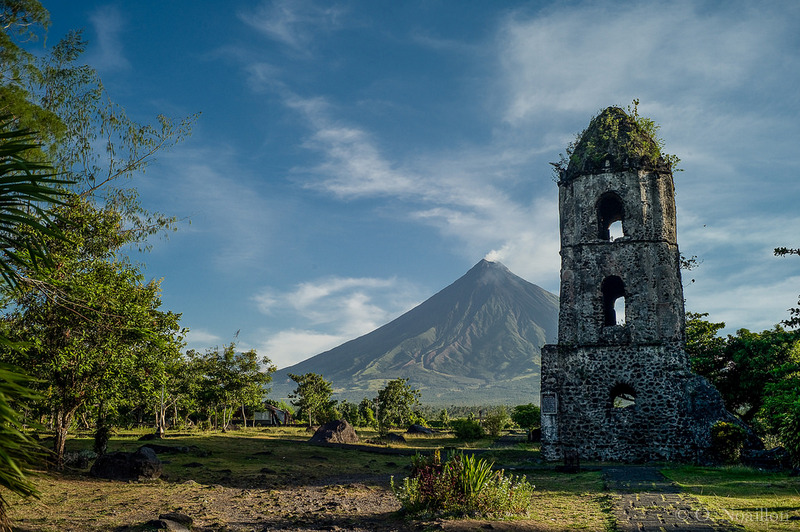 The Philippines – Mount Mayon
