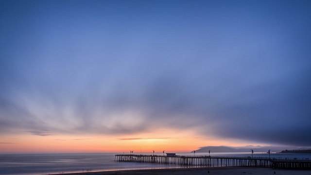 Just south of Big Sur, Pismo Beach is a great place to visit if you're looking to escape from the city.
